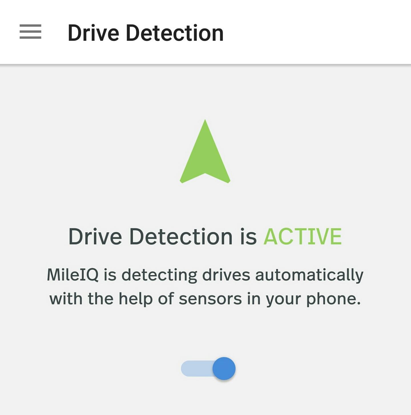 MileIQ Drive Detection - TaughtToProfit.com