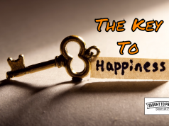The Key To Happiness - How I Wake Up Each Day With A Smile On My Face! Get Rid Of Sadness And Depression Instantly!