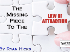 The Missing Piece To The Law Of Attraction - Why The Law Of Attraction Does Not Work For You And Most People