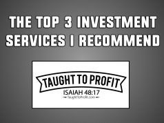 The Top 3 Free Investment Services I Recommend
