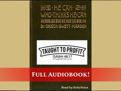 He Can Who Thinks He Can And Other Papers On Success In Life By Orison Swett Marden (Full Audiobook)