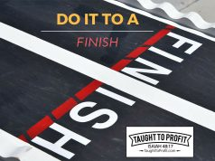 Do It To A Finish! By Orison Swett Marden