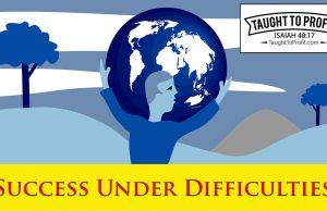 Success Under Difficulties
