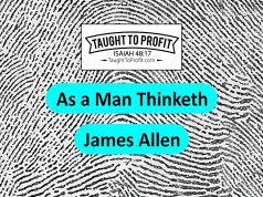 As a Man Thinketh By James Allen - Full Audiobook