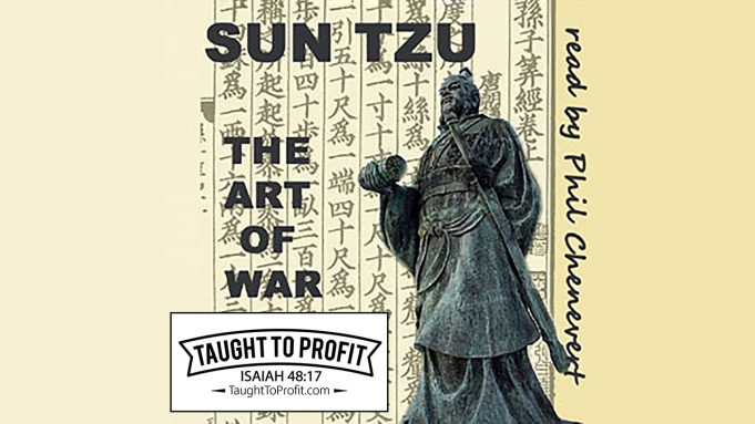 The Art Of War By Sun Tzu - Full Audio Book!