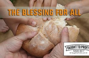 The Blessing For All