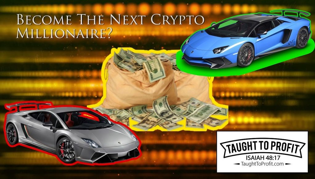 Become The Next Crypto Millionaire In Two Weeks With Only $100?