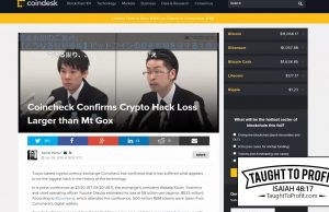 Exchange Hacked For More Money Than Mt. Gox? Get Your Coins Out Of Exchanges Now!