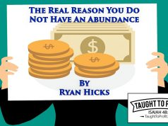 The Real Reason You Do Not Have An Abundance