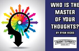 Who Is The Master Of Your Thoughts?