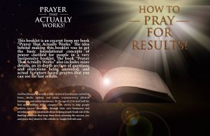 How To Pray For Results - Book On How To Pray!
