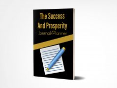 The Success And Prosperity Journal And Planner