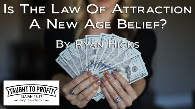 Is The Law Of Attraction A New Age Belief?