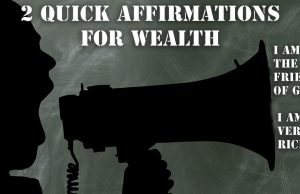 money affirmations   Taught To Profit